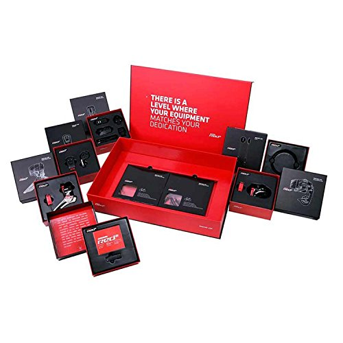 SRAM Etap HRD PM/Direct Mount Group (Shift/HYD Disc Brake SM Hose Connected, Rd, Fd W/Bat, Charger & Cord, USB Stick & Quick Start Guide, Rotors) Ebay Grupo, Unisex Adulto, Multicolor, Talla única