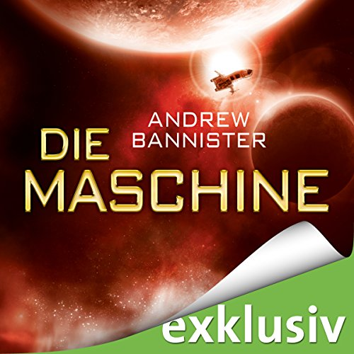 Die Maschine audiobook cover art