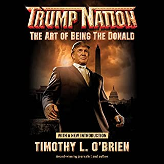 TrumpNation audiobook cover art