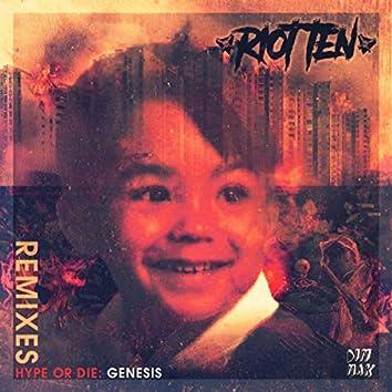 Hype Or Die: Genesis EP (Remixes)