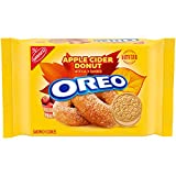 Oreo Double Stuf Apple Cider Donut Cookies 12.2 Oz, 1Count