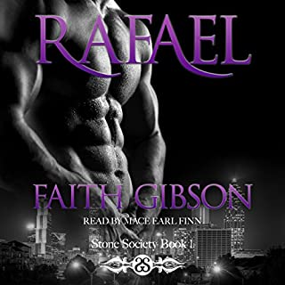 Rafael audiobook cover art