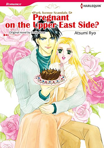 Pregnant on the Upper East Side?: Harlequin comics (Park Avenue Scandals Book 5) (English Edition)