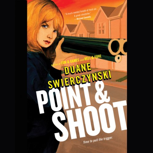 Point & Shoot audiobook cover art
