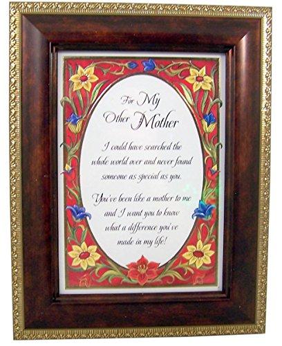 Heartfelt Collection for My Other Mother - Marco de Fotos (23 cm), Color Dorado