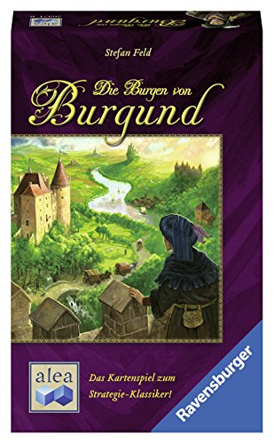 Ravensburger Alea 269716Castelli di Borgogna Gioco di Carte