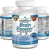 Advanced Brain Booster Supplements - 40 Ingredients...