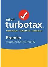 INTUIT TURBOTAX PREMIER 2018