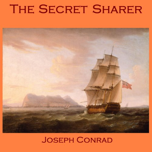 The Secret Sharer audiobook cover art