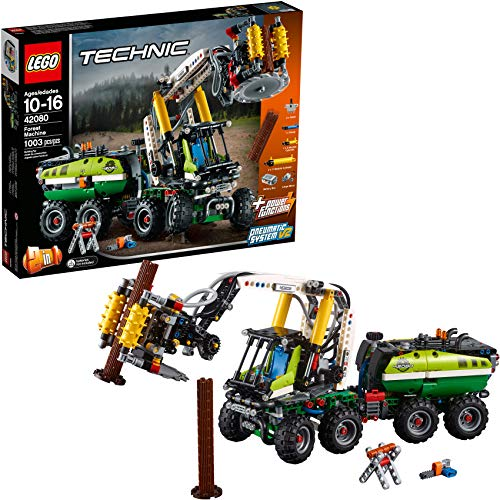 LEGO Technic Forest Machine 42080.