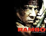 2-HOE9F7 Rambo Sylvester Stallone 75cm x 60cm,30inch x