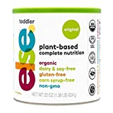 Else Plant-Based Complete Nutrition Formula for Toddlers, 22 Oz., Dairy-Free, Soy-Free, Corn-Syrup...