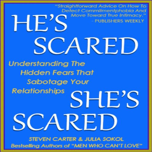 Couverture de He's Scared, She's Scared