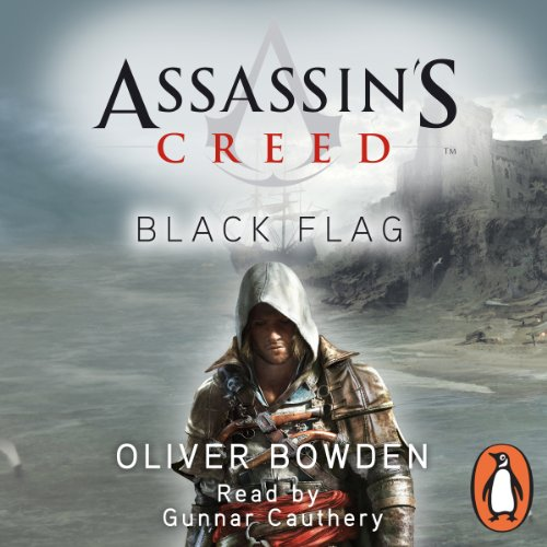 Assassin's Creed: Black Flag audiobook cover art