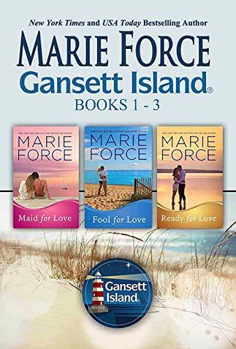 Gansett Island Boxed Set Books 1-3 (English Edition)