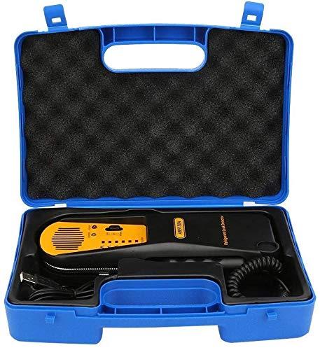 Detector de Fugas de refrigerante, Detector de Gas halogenado Sensor Inteligente, Detector de Gas USB, Sistemas de Aire Acondicionado refrigerador Detector de freón La Seguridad