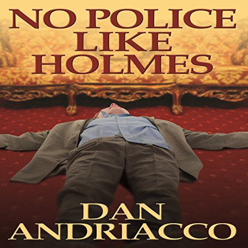 No Police like Holmes cover art