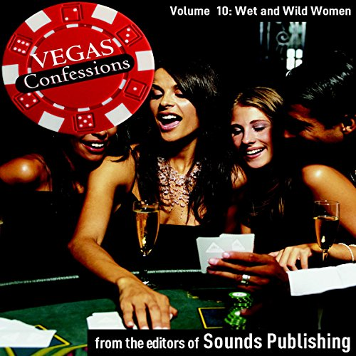 Wet and Wild Women audiobook cover art