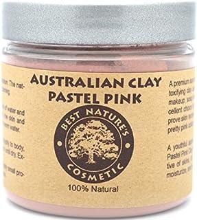 Australian Pastel Pink Clay 100% Pure Natural 16 oz
