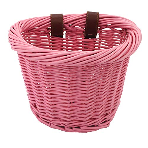 wicker basket for bicycle - 8