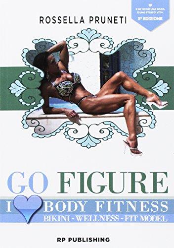 Go Figure. I Love Body Fitness. Bikini Wellness Fit Model