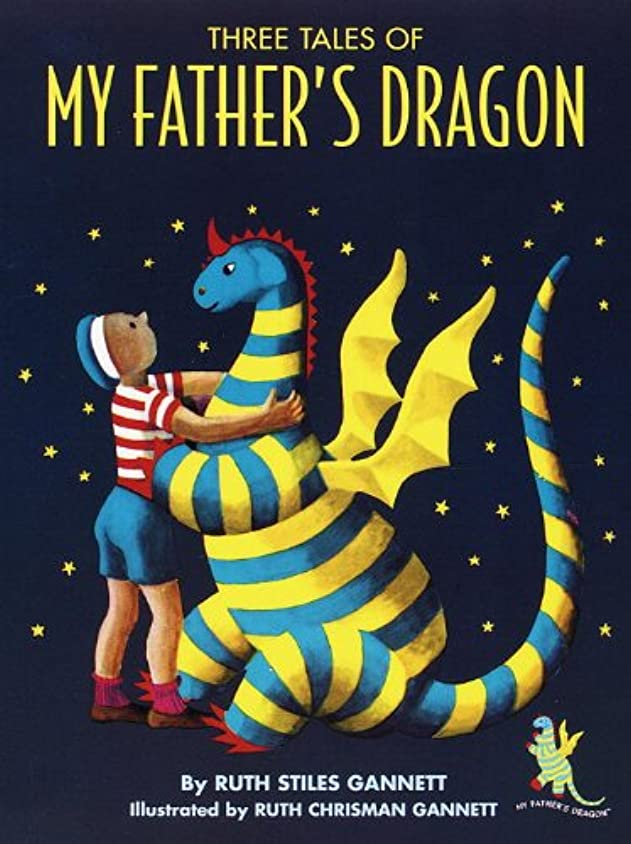 ハリケーンショルダー強化するThree Tales of My Father's Dragon (English Edition)