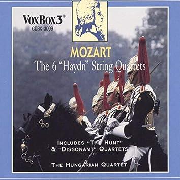 "Mozart: The 6 ""Haydn"" String Quartets"