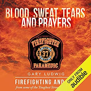 Blood, Sweat, Tears and Prayers cover art