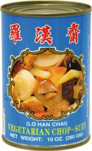 Wu Chung Chop-Suey, vegetarisch, (Lo Han Chai), 4er Pack (4 x 280 g)
