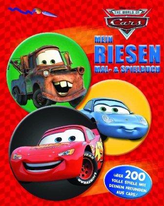 Disney: Riesenmalspaß Cars