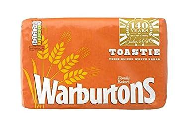 Warburtons White Toastie 800g