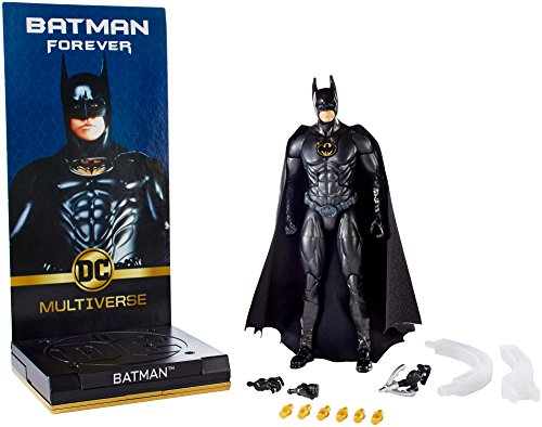 DC Comics Multiverse Signature Collection Batman Forever Batman Figure