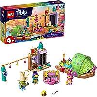 LEGO Trolls World Tour Lonesome Flats Raft Adventure 41253 Kids Building Kit , Great Trolls Gift for Creative Kids, New...