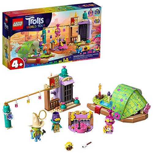 LEGO Trolls World Tour Lonesome Flats Raft Adventure 41253 Kids Building Kit...