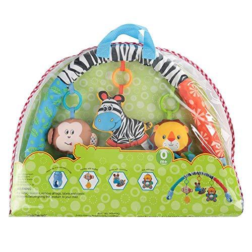 Robustos y duraderos sonajeros para Colgar para bebés, Juguetes, Arco Musical para bebés, para bebés recién Nacidos, Regalo de cumpleaños