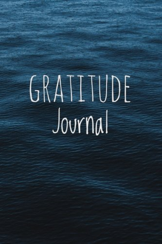 Gratitude Journal: For Daily Thanksgiving & Reflection, Gratitude Prompt, 102 Pages, 6