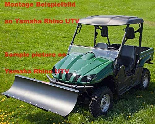 Sneeuwbord vervangend onderdeel voor/compatibel met Yamaha Grizzly 700/550 158 cm Swisher winterpakket