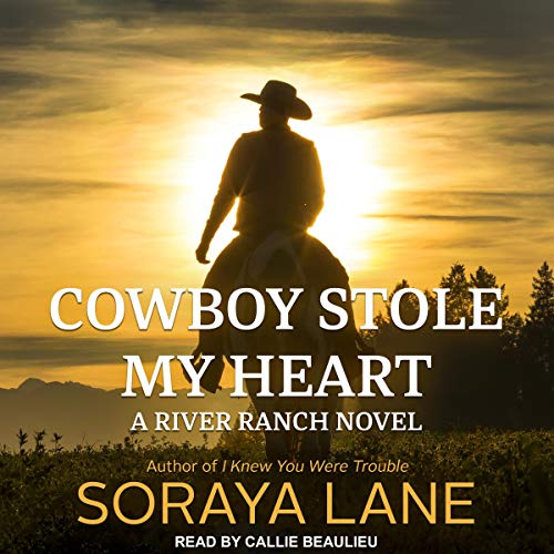 Cowboy Stole My Heart audiobook cover art