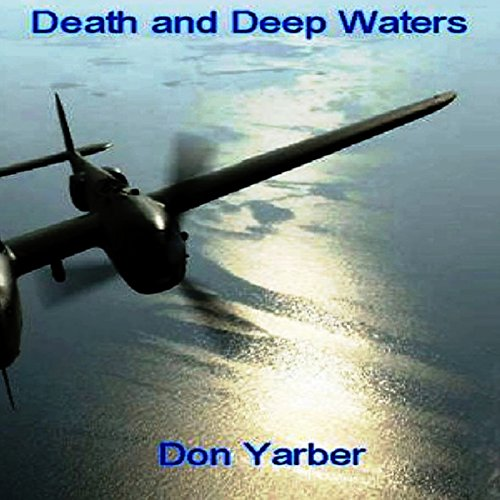 Death and Deep Waters audiobook cover art