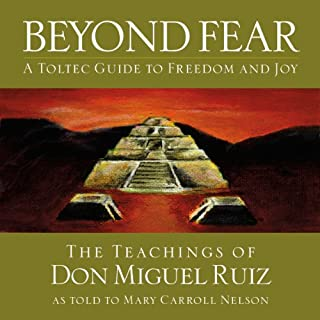 The four agreements audiobook don miguel ruiz audible beyond fear cover art platinumwayz