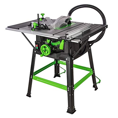 Evolution Power Tools FURY5 - S Fury 5-S Table Saw With Multi-Material Cutting, 1500W, (230 V)