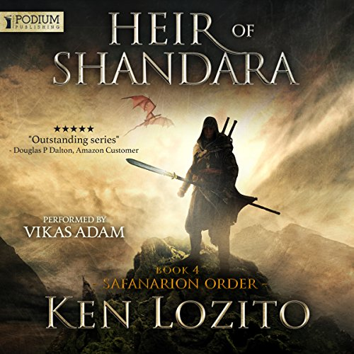Heir of Shandara cover art