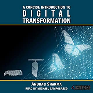 A Concise Introduction to Digital Transformation audiobook cover art