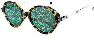 نظارة شمسية دائرية من كريستيان ديور للنساء - متعدد الالوان، Cd-Du-0X8-Tw-52