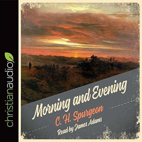 Morning and Evening audiobook cover art