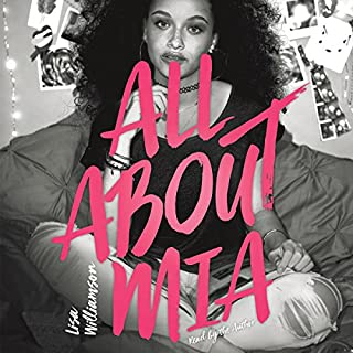 All About Mia audiobook cover art