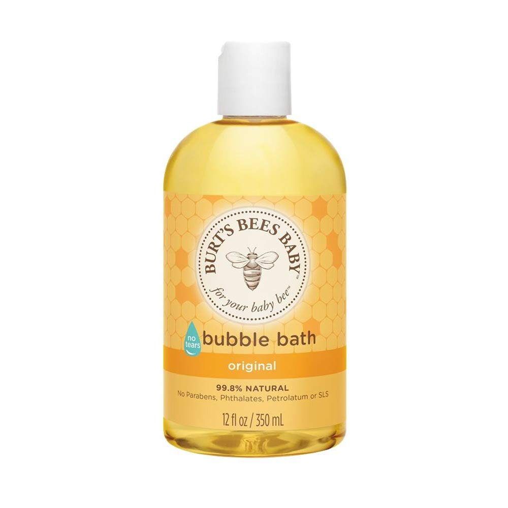 Burts Bees Baby Bubble Bath