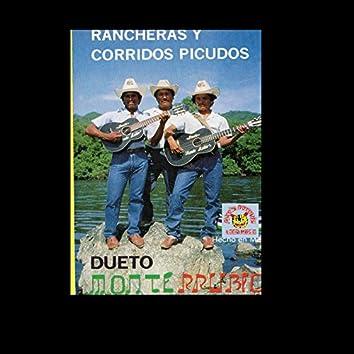 Rancheras Y Corridos Picudos