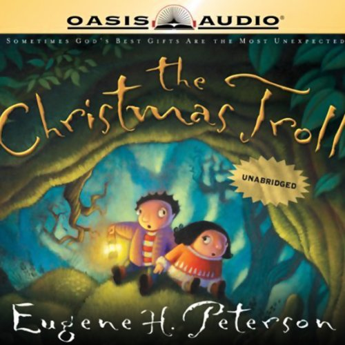 The Christmas Troll audiobook cover art