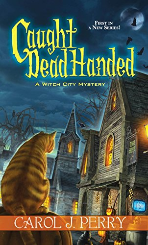 Caught Dead Handed by Carol J. Perry ebook deal